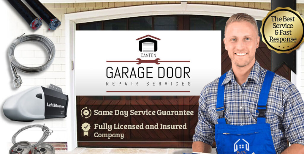 Best & Fast Garage Door Repair Services Main Banner